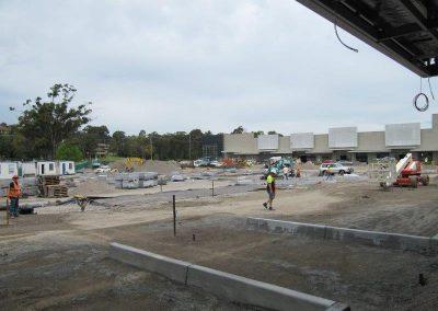 Carpark Construction