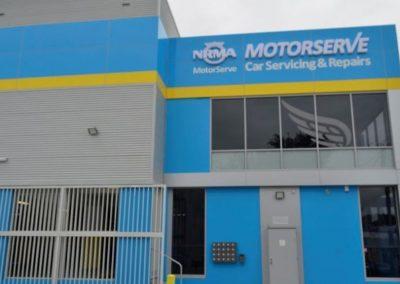 NRMA Gosford Motorserve