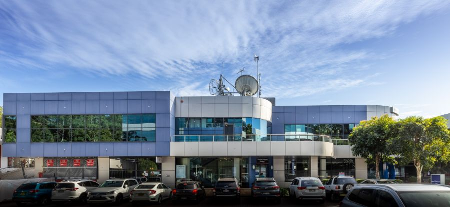 Brand Group Mixed Retail and Commercial Office Space - radio station
