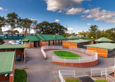 Gosford Race Club Facilities Construction