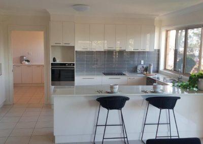 Refurbished Kitchen Open Plan